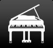 グランドピアノ常設スタジオ